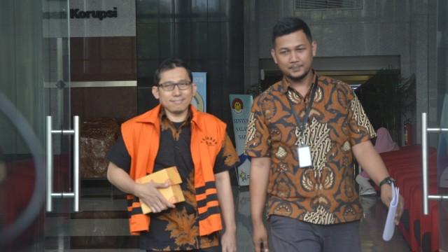KPK Rampungkan Dakwaan, Eks Pejabat Pemkab Labuhanbatu Utara Segera Disidang (287956)