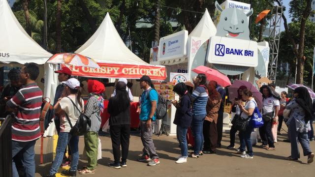 Diserbu Pembeli dan Langka, Produsen Maskot Asian Games Dulu Ditolak (1352783)