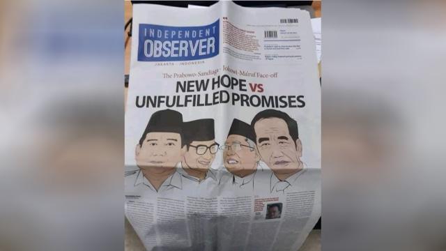 Koran The Independent Observer.