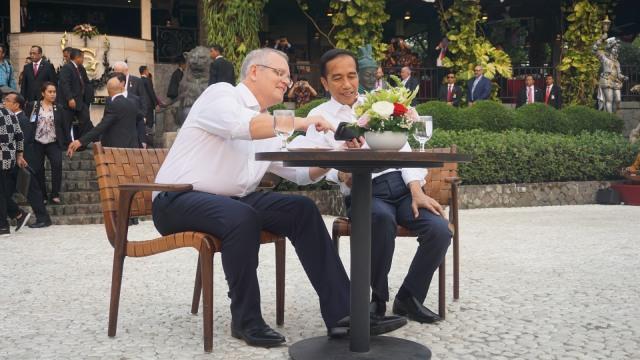 13 Tahun Berunding, Indonesia-Australia Akhirnya Teken Perjanjian CEPA (162703)