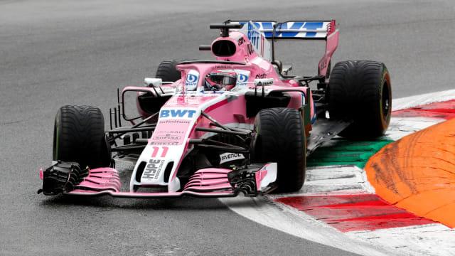 Hasil Balapan F1 GP Sakhir: Sergio Perez Menang, Verstappen Bernasib Sial (271491)