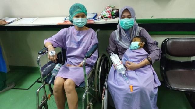 Mishalova, balita penderita atresia bilier, transplantasi hati