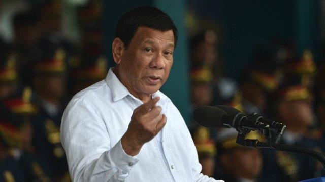Duterte: Presiden Bukan Pekerjaan untuk Perempuan  (75952)