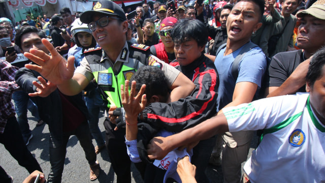 FOTO KHUSUS LIPSUS, Gerakan #2019GantiPresiden, kerusuhan ganti presiden
