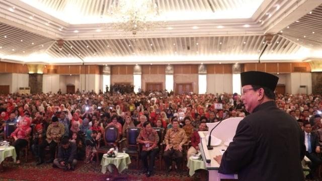 Prabowo Sebut Sistem Ekonomi RI Keliru (348784)