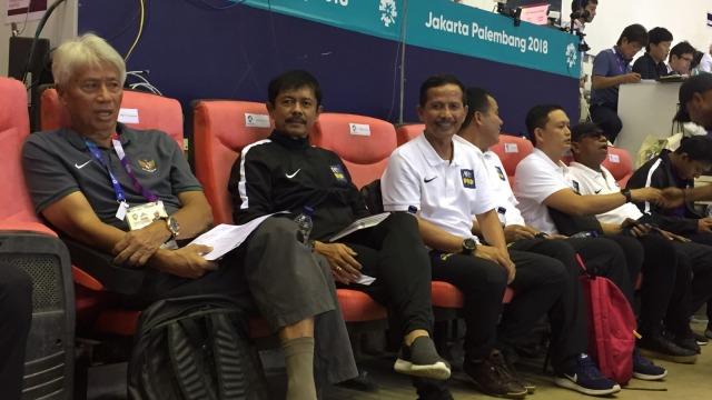 Indra Sjafri, Djanur, Danurwindo, Pakansari.
