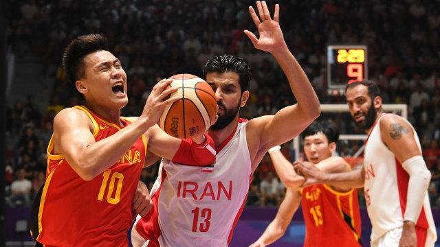 China vs Iran