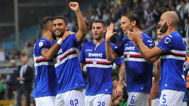 Sampdoria Gilas Napoli Tiga Gol Tanpa Balas (186125)