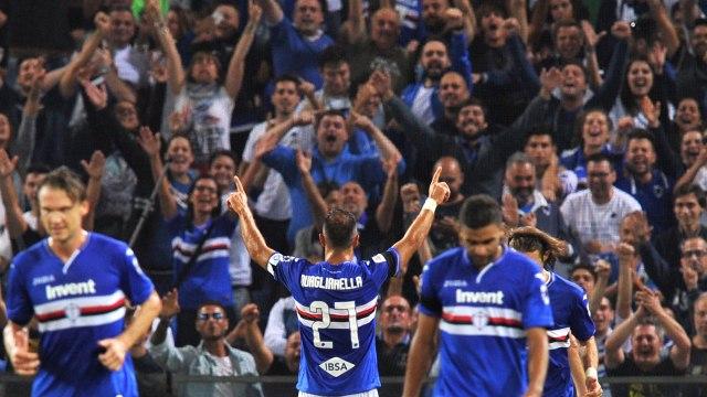 Sampdoria Gilas Napoli Tiga Gol Tanpa Balas (186126)