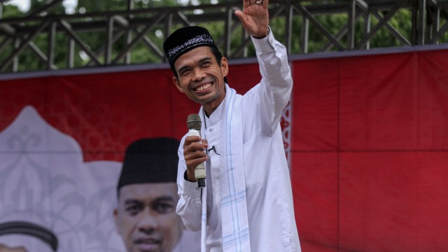 Ustaz Abdul Somad, Ustaz Somad, Aceh