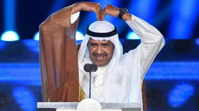 Presiden OCA, Sheikh Ahmad Al Fahad Al Sabah