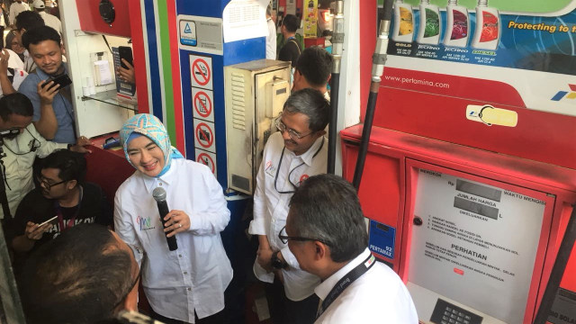 Pemakai Premium Sedikit, Pertamina Raup Pendapatan Tambahan Rp 222 M (37828)
