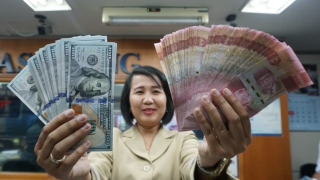 Transaksi RI dengan 3 Negara Ini Tak Pakai Lagi Dolar AS, Berikut Rinciannya (213261)
