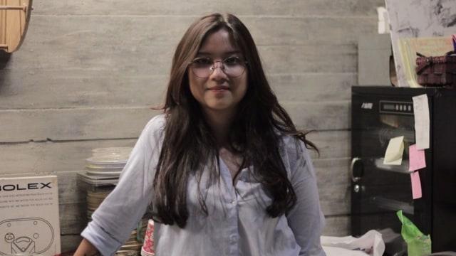 Cara Danilla Hadapi Netizen yang Melakukan Body Shamming (959191)