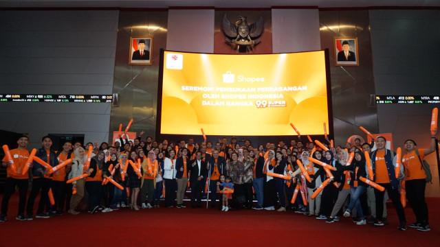 Jadi Perusahaan Terbuka di AS, BEI Bujuk Shopee Agar IPO di Indonesia (470991)