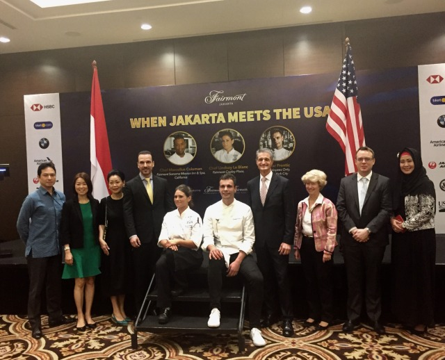 Prescon When Jakarta Meets The USA
