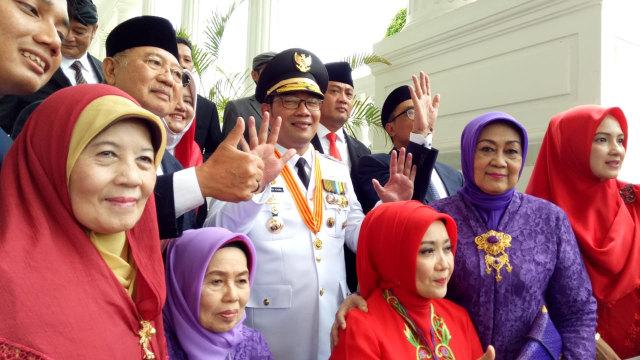 Ridwan Kamil Pertimbangkan Masuk Partai (59949)