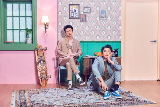 Round Up: EXO-SC Debut Lewat Mini Album 'What A Life' (80758)