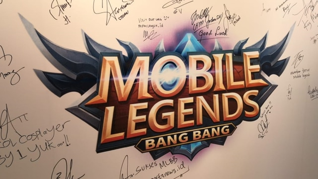 Logo Game 'Mobile Legends'