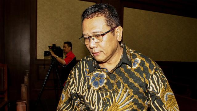 Datang ke KPK, Gamawan Fauzi Diperiksa Kasus Korupsi Gedung IPDN (513103)