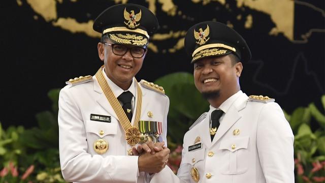 Dinamika Hubungan Gubernur Sulsel dan Wakilnya yang Sempat Konflik (55508)