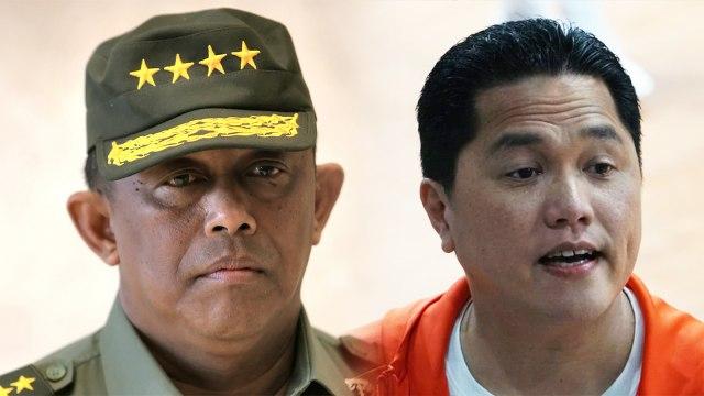 Partai Demokrat: Pertandingan Menarik, Erick Thohir dan Djoko Santoso (55185)