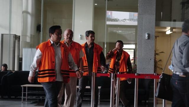 Pemeriksaan Perdana Tersangka, Anggota DPRD Malang, Gedung KPK