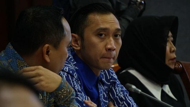 Raker Komisi X, DPR RI, Anggota DPR, Komisi X, Ibas Yudhoyono