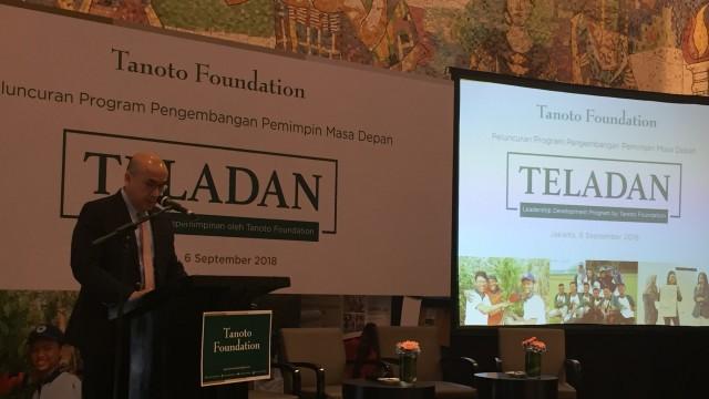 Lolos Program Hibah Kemendikbud, Tanoto Foundation Bantah Dapat Dana Pemerintah (193443)