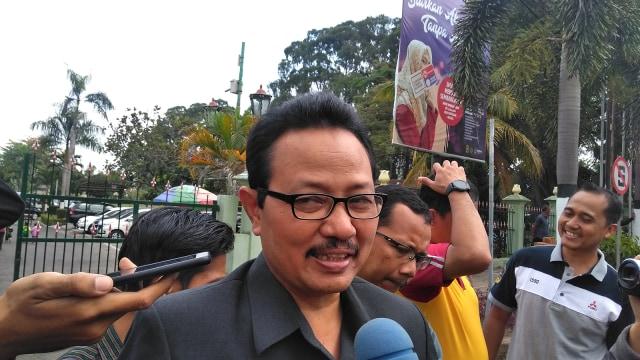 Wali Kota Yogyakarta, Haroe Poerwadi, Parade Yogyakarta, Truck Festival