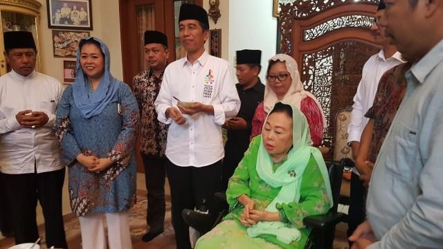 Timses Prabowo soal Yenny Wahid Dukung Jokowi: Efek Sandi Lebih Kuat (80423)