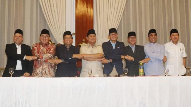 Demokrat: Jumlah Anggota Timses Prabowo - Sandi 92 Orang (823361)