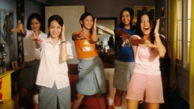 Sissy Prescillia di Film 'Ada Apa dengan Cinta?'