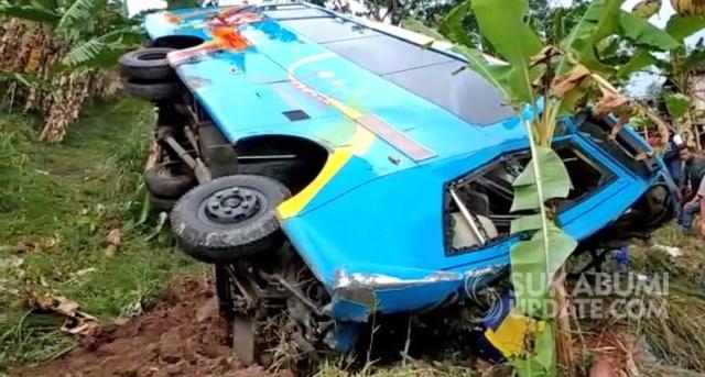 Penyebab Bus Masuk Jurang di Cikidang Sukabumi  (437537)
