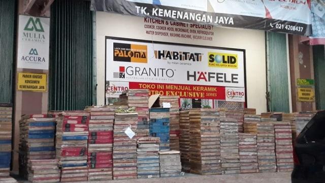 Industri Penjualan Keramik Terpukul Atas Pelemahan Rupiah (38855)
