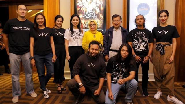 JK bersama Istri Habiskan Akhir Pekan dengan Nonton Film Wiro Sableng (281253)
