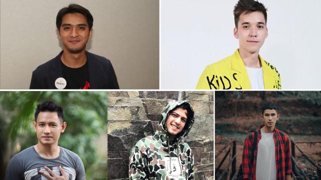 5 Artis Pria yang perankan karakter anak muda meski sudah menikah dan punya anak.