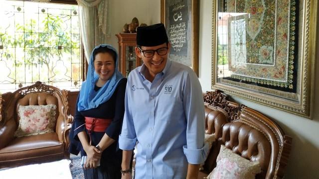 Timses Prabowo soal Yenny Wahid Dukung Jokowi: Efek Sandi Lebih Kuat (80424)