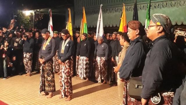 4000 Orang Akan Ikuti Laku Mubeng Beteng 1 Suro di Keraton Yogyakarta (18314)