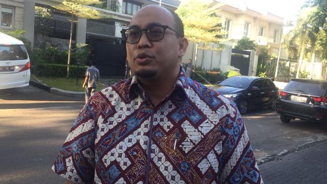 Jubir Pemenangan Prabowo-Sandi, Andre Rosiade.