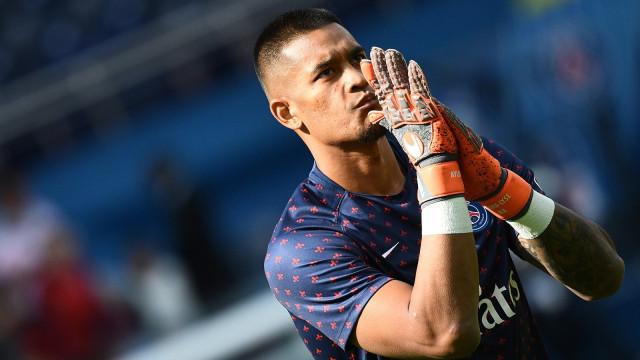 Bukan Buffon, Tuchel Pilih Areola untuk Jadi Kiper Utama PSG (66405)