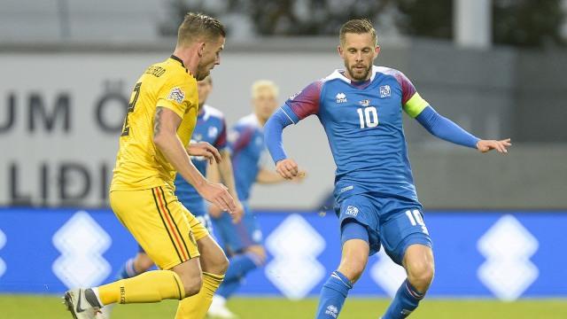 Islandia vs Belgia
