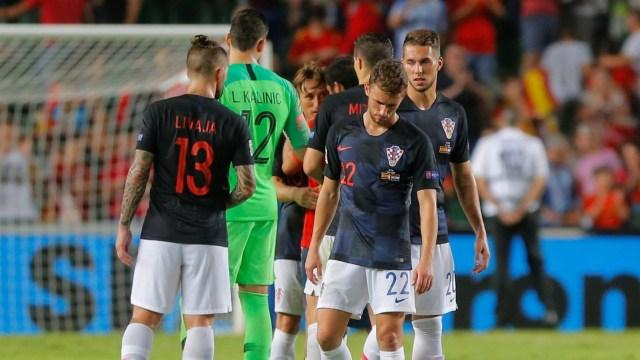 Tanpa Aroma Dendam di Laga Timnas Kroasia vs Spanyol (489731)
