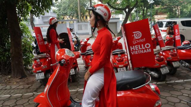 Go-Viet, Hanoi, Vietnam