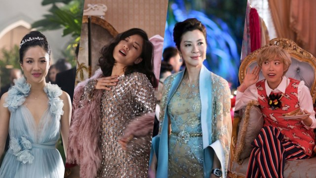 Mengintip Kemewahan Busana Pemain Film Crazy Rich Asians Kumparan Com