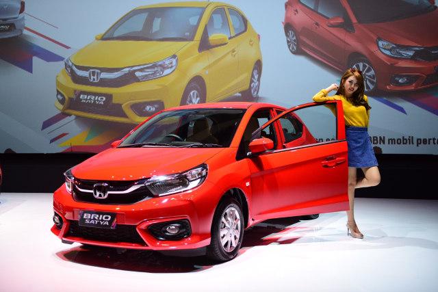 All New Honda Brio: Harga Naik Tanpa Fitur Baru  (389910)