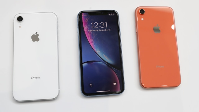 Perbedaan Iphone Xs Iphone Xs Max Dan Iphone Xr Kumparan Com