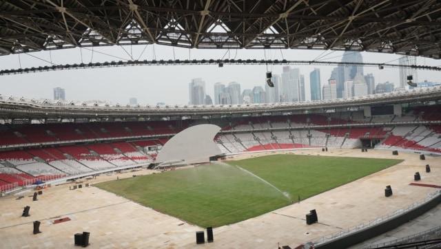 Stadion Utama Gelora Bung Karno, Asian para games, venue para atletik.