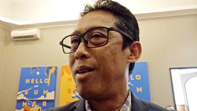 Direktur Teknologi Informasi dan Digital Pegadaian, Teguh Wahyono