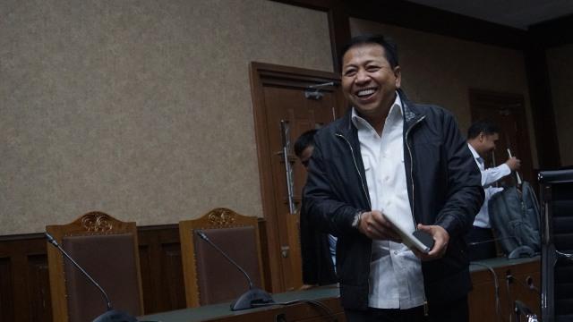 Setya Novanto, Saksi Sidang Lanjutan, Irvanto, Made Oka Masagung, Pengadilan Tipkor